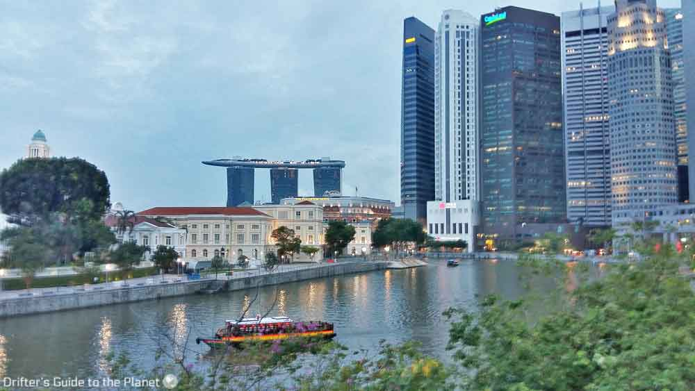 Drifter's Guide to Singapore