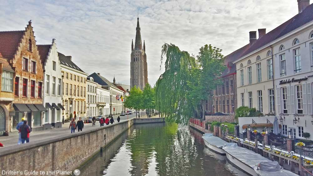 The Bruges Effect - Travel guide to Bruges, Belgium