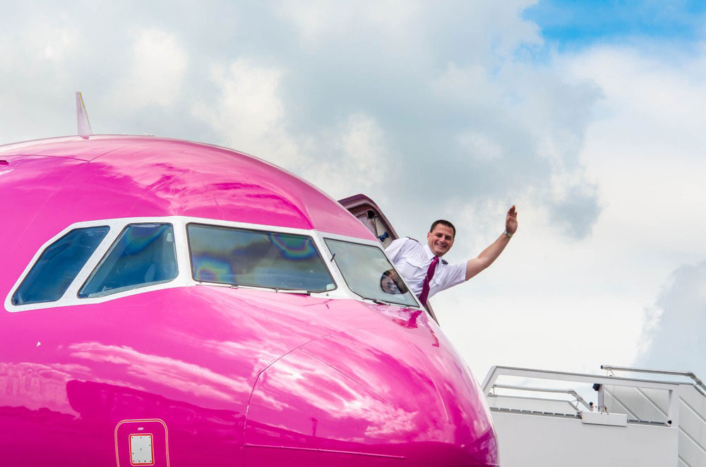 Wizz Air Job Opportunity